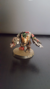 Warhammer 40k orks nobz metal Nowra Nowra-Bomaderry Preview