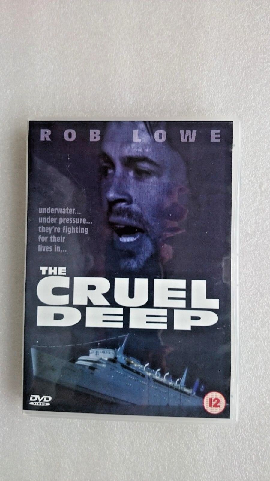 The Cruel Deep  (DVD 2000)