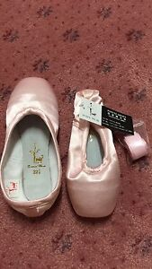 Brand new full leather pointe shoes Unanderra Wollongong Area Preview