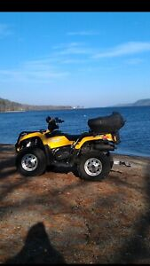 2012 Can-Am like new