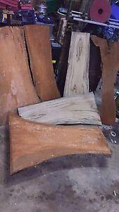 Timber slabs and seasoned split firewood Wedderburn Campbelltown Area Preview