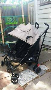 Babylove twin stroller Newport Hobsons Bay Area Preview