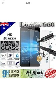 Microsoft Lumia 950 Tempered Glass Screen Protector x2