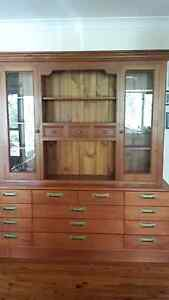 FREE SIDEBOARD/ HUTCH/ BUFFET Mount Colah Hornsby Area Preview