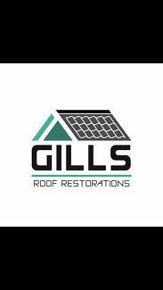Gills Roof Restorations