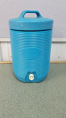 Gott  CO-OP Fertilizer 2 Gallon Water Cooler Bluegreen color