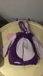 Butterfly Costume - Size 4T - 5T