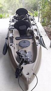Hobie Mirage Outfitter double pedal kayak Kew Port Macquarie City Preview