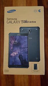 Brand New Sealed Samsung Galaxy Tab Active 16gb - 4g/Wifi Revesby Bankstown Area Preview