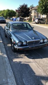 Jaguar XJ6 1985 full load runs great