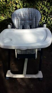 High Chair Camberwell Boroondara Area Preview