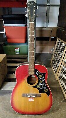 Ventura Bruno Acoustic Guitar - Ventura V13