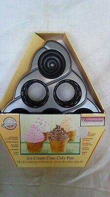Wilton Ice Cream Cone Cake Pan Bakeware  Wilton Ice Cream Cone Pan