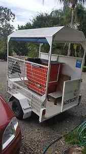 Dog hydrobath trailer Forestdale Logan Area Preview