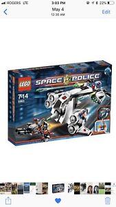 BNIB Lego Space Police Undercover Cruiser #5983