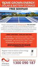 HOME GROWN ENERGY: SOLAR & BATTERY STORAGE Dee Why Manly Area Preview