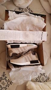Adidas NMD  Ash/White-Burgundy Burwood Burwood Area Preview