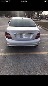 2008 Mercedes C300-4Matic-Silver-Fully Loaded-Safety/E-Tested