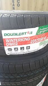 Double Star Brand New Winter Tires******205/55R16 $310