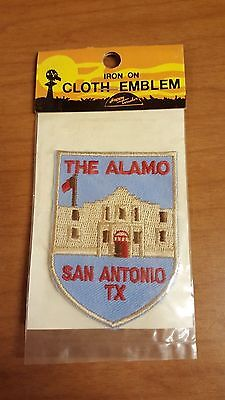 The Alamo - San Antonio Texas Souvenir Travel Patch - Brand New - Free Shipping!