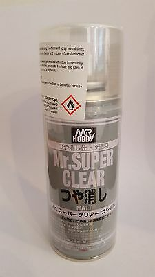 Mr  Hobby Mr  Super Clear Matt B514