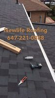 ROOFING--CALL 647-221-0888 get 30%OFF