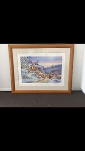 D'ARCY DOYLE PRINT Broadbeach Waters Gold Coast City Preview