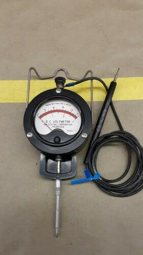 Sun DC voltmeter Model V