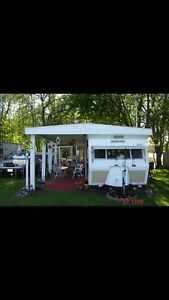 Trailer Home & Boat