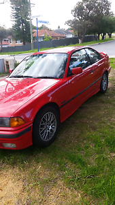1994 BMW 318iS coupe Orelia Kwinana Area Preview