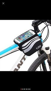 Bicycle Front  phone Bag.