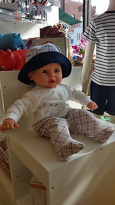 24 Child Doll Mannequin 3-6 Month Baby Boy - Great For Kidss Closing Stores