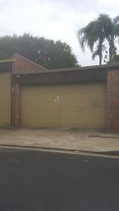 Lock up garage Lilyfield Leichhardt Area Preview