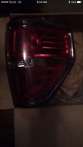 2014 FORD F150 stock tail lights
