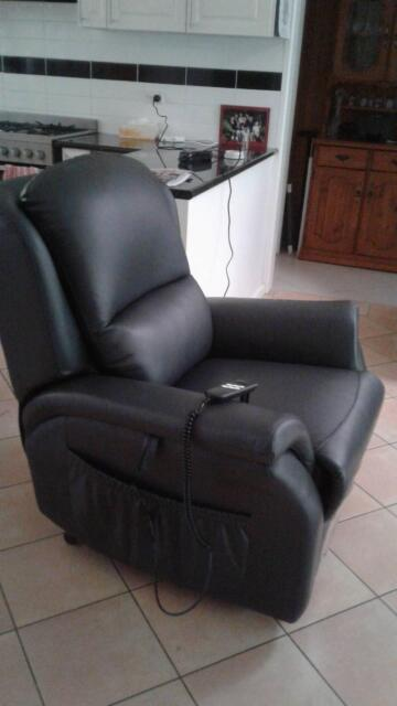 2601e5fb87b Stella Electric Recliner Lift Chair - Leather