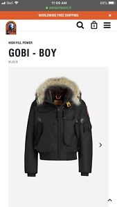 Gobi Boy Parajumper youth Medium