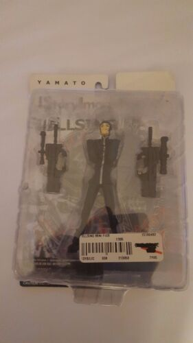 Story! Image! Figure! - A Yamato Hellsing 4-inch Figure -  Yane Valentine