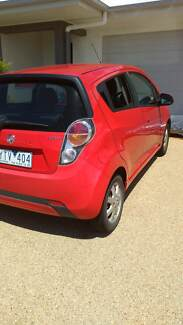 Holden Barina Spark Burdell Townsville Surrounds Preview