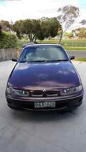 1997 VSII Commodore Berlina Dallas Hume Area Preview