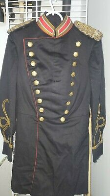 M1902 PRE-WW1 US ARMY OFFICER FULL DRESS JACKET ENGINEER CORPS CAPTAIN TROUSERS