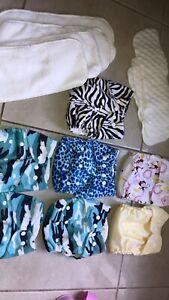 Cloth Nappies MCN Bundle