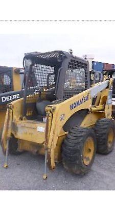 Komatsu Sk1020 Parts Skid Steer