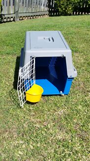 Pet travel cage Pacific Pines Gold Coast City Preview