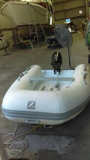 Zodiac inflatable & Outboard
