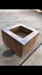 Heavy duty Rustic Fire pit