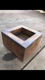 Heavy duty Rustic Fire pit Kilsyth Yarra Ranges Preview