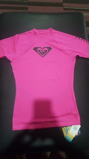 Ladies Roxy Rashie hot pink