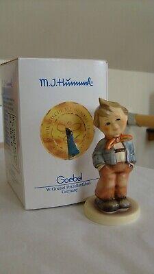 "Hummel figure ""Scamp"" (Hum 533)"