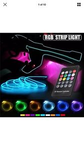 Light led sound activated remote control