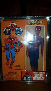 Mego Spiderman 12inch brandnew graded 85!!! - <span itemprop='availableAtOrFrom'>Kottingbrunn, Österreich</span> - Mego Spiderman 12inch brandnew graded 85!!! - Kottingbrunn, Österreich